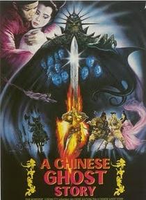 Uma História Chinesa de Fantasmas - Poster / Capa / Cartaz - Oficial 1