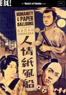 Humanidade e Balões de Papel (Ninjō Kami Fūsen)