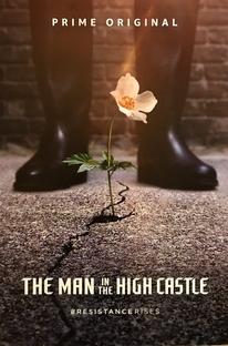 O Homem do Castelo Alto (3ª Temporada) - Poster / Capa / Cartaz - Oficial 2