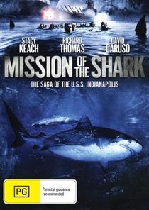 Missão Tubarão: A Saga do Navio Indianápolis - Poster / Capa / Cartaz - Oficial 1