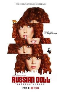Boneca Russa (1ª Temporada) - Poster / Capa / Cartaz - Oficial 2