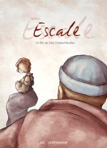 Escale - Poster / Capa / Cartaz - Oficial 1