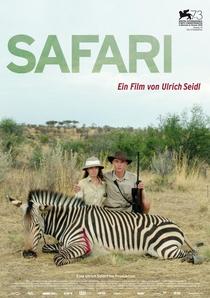 Safari - Poster / Capa / Cartaz - Oficial 1