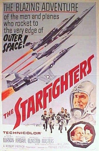 The Starfighters - Poster / Capa / Cartaz - Oficial 1