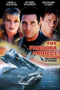 Projeto Pandora - Poster / Capa / Cartaz - Oficial 1