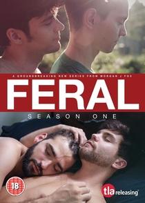 Feral (1ª Temporada) - Poster / Capa / Cartaz - Oficial 1