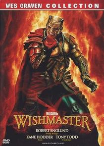 O Mestre Dos Desejos - Poster / Capa / Cartaz - Oficial 4