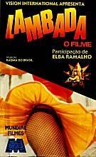 Lambada - O Filme - Poster / Capa / Cartaz - Oficial 1