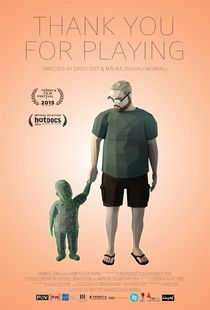 Thank You for Playing - Poster / Capa / Cartaz - Oficial 1