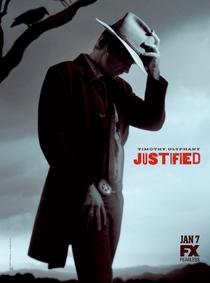 Justified (5ª Temporada) - Poster / Capa / Cartaz - Oficial 1