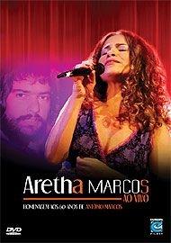 Aretha Marcos Ao Vivo - Poster / Capa / Cartaz - Oficial 1