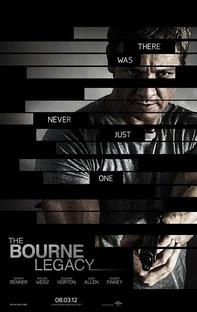 O Legado Bourne - Poster / Capa / Cartaz - Oficial 1