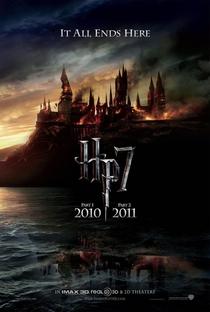 Harry Potter e as Relíquias da Morte - Parte 1 - Poster / Capa / Cartaz - Oficial 3