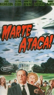 Marte Ataca! - Poster / Capa / Cartaz - Oficial 8
