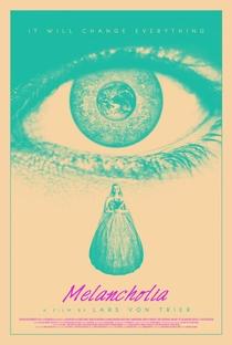 Melancolia - Poster / Capa / Cartaz - Oficial 8