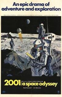 2001: Uma Odisseia no Espaço - Poster / Capa / Cartaz - Oficial 11
