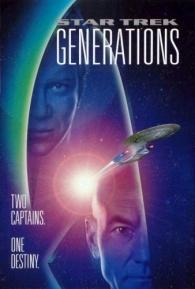 Jornada nas Estrelas: Generations - Poster / Capa / Cartaz - Oficial 1