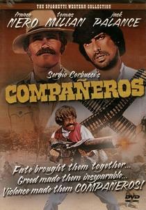 Companheiros - Poster / Capa / Cartaz - Oficial 8