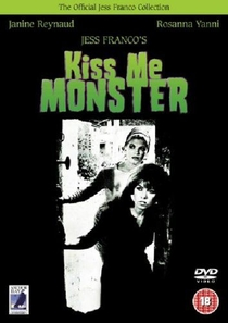 Kiss Me Monster - Poster / Capa / Cartaz - Oficial 3