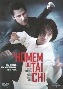 O Homem do Tai Chi - Poster / Capa / Cartaz - Oficial 4