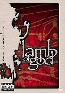 Lamb Of God: Terror And Hubris - Poster / Capa / Cartaz - Oficial 1