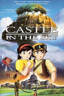O Castelo no Céu - Poster / Capa / Cartaz - Oficial 15