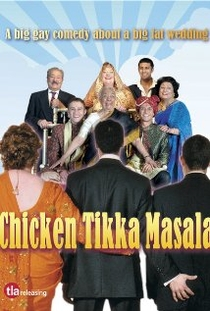 Chicken Tikka Masala - Poster / Capa / Cartaz - Oficial 1
