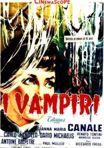 Os Vampiros - Poster / Capa / Cartaz - Oficial 1