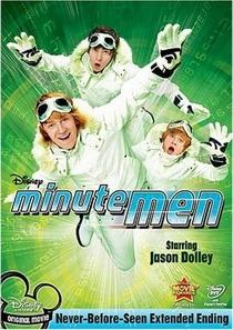 Minutemen - Viajantes do Tempo - Poster / Capa / Cartaz - Oficial 1