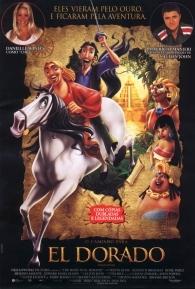 O Caminho para El Dorado - Poster / Capa / Cartaz - Oficial 3