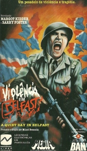 Violência em Belfast - Poster / Capa / Cartaz - Oficial 1