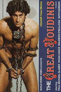 O Grande Houdini - Poster / Capa / Cartaz - Oficial 1