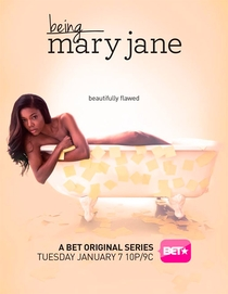 Being Mary Jane (1ª Temporada) - Poster / Capa / Cartaz - Oficial 1