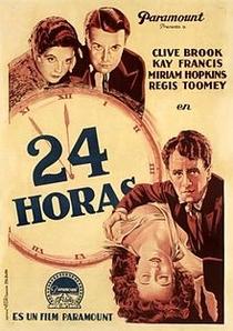 Vinte e Quatro Horas - Poster / Capa / Cartaz - Oficial 1