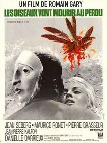 Les oiseaux vont mourir au Pérou - Poster / Capa / Cartaz - Oficial 1