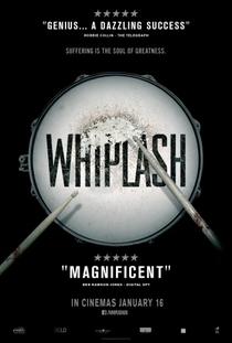 Whiplash: Em Busca da Perfeição - Poster / Capa / Cartaz - Oficial 4