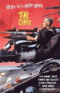 Tank Girl - Detonando o Futuro - Poster / Capa / Cartaz - Oficial 5