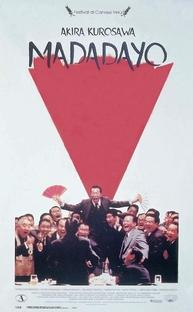 Madadayo - Poster / Capa / Cartaz - Oficial 2