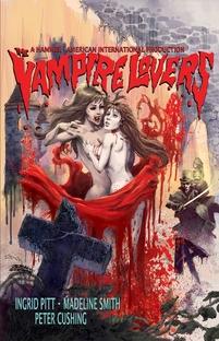 Carmilla - A Vampira de Karnstein - Poster / Capa / Cartaz - Oficial 10