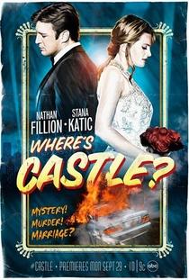 Castle (7ª Temporada) - Poster / Capa / Cartaz - Oficial 3