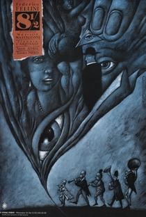 8½ - Poster / Capa / Cartaz - Oficial 18