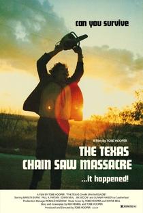 O Massacre da Serra Elétrica - Poster / Capa / Cartaz - Oficial 11