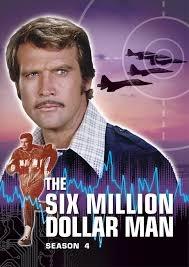 O Homem de Seis Milhões de Dólares (4ª Temporada)  - Poster / Capa / Cartaz - Oficial 1