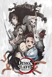 Demon Slayer: Kimetsu no Yaiba - Poster / Capa / Cartaz - Oficial 2
