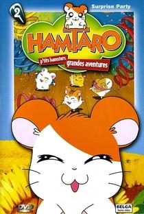 Hamtaro: Pequenos Hamsters, Grandes Aventuras (1ª Temporada) - Poster / Capa / Cartaz - Oficial 2