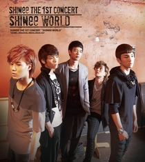 SHINee The 1st Concert In Seoul : SHINee World - Poster / Capa / Cartaz - Oficial 1