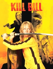 Kill Bill: Volume 1 - Poster / Capa / Cartaz - Oficial 8