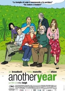 Um Ano Mais - Poster / Capa / Cartaz - Oficial 3