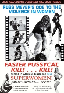 Faster, Pussycat! Kill! Kill! - Poster / Capa / Cartaz - Oficial 7
