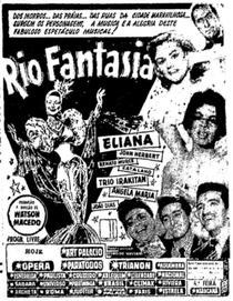 Rio Fantasia - Poster / Capa / Cartaz - Oficial 1